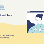 Learning English Promotional Tour