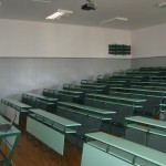 one of the lecture halls