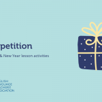 ELTA Competition: Christmas & New Year Lesson Activities