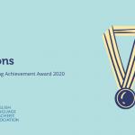 ELTons Outstanding Achievement Award 2020