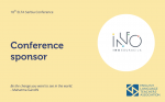 Ino Edukacija joins as a Silver Sponsor of the upcoming ELTA Conference