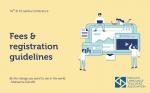 Fees & registration guidelines