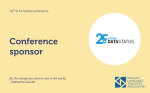 Data Status joins as a Platinum Sponsor of the upcoming ELTA Conference