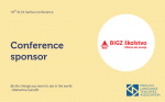 BIGZ školstvo joins as a Silver Sponsor of the upcoming ELTA Conference