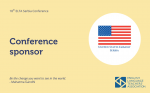 US Embassy in Serbia joins as a Platinum Sponsor of the upcoming ELTA Conference