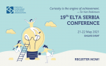 2021 ELTA Conference: Registration is now open!