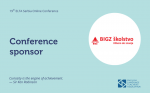 BIGZ školstvo joins as a Gold Sponsor of the upcoming ELTA Conference