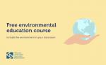 Free environmental education course