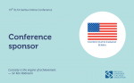 U.S. Embassy in Serbia joins as a Platinum Sponsor of the upcoming ELTA Conference