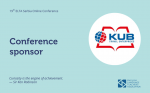 KUB Travel Enterprises joins as a Bronze Sponsor of the upcoming ELTA Conference