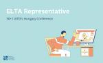ELTA Representative at the 30+1 IATEFL Hungary Conference