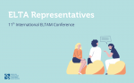 ELTA Representatives at the 11th International ELTAM Conference