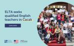 ELTA Seeks Qualified English Teachers in Cacak