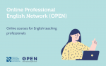OPEN Online Courses for English Teaching Professionals   Winter 2022
